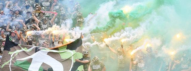 Ermittlungen gegen 28 Fans von Dynamo Dresden