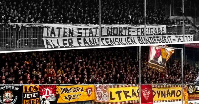 Fanprojekt Dresden kehrt zum Auswärtsfragebogen zurück