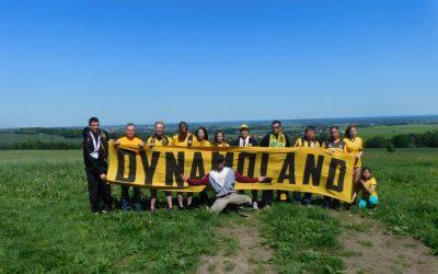 Dynamoland Fahne bringt 650,00€!