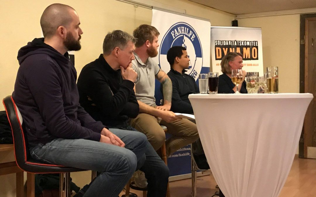 SoKo nahm an Podiumsdiskussion in Magdeburg teil